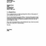 Sample Demand Letter