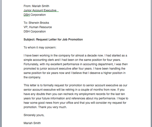 Recommendation Letter Sample Template | Reference Letter Format