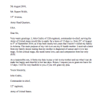 Leave Application Letter Sample