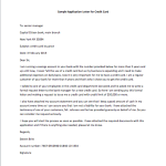 Application Letter for Car Lease