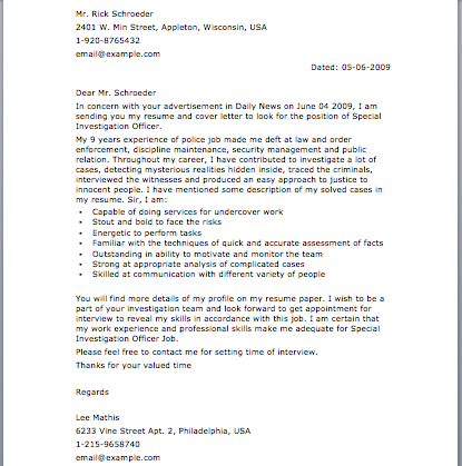 Sample Letter To Inform Someone from www.smartletters.org
