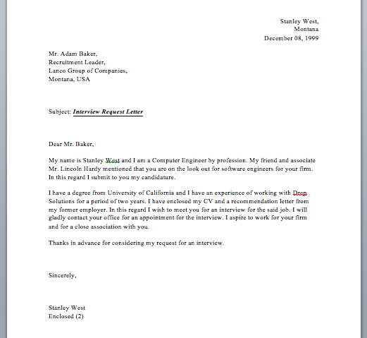 decline a request for employment request letter smart letters 14101