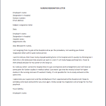 doctors letter doctor resignation letter sample smart letters 10588