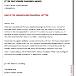 Audit Confirmation Letter - Smart Letters